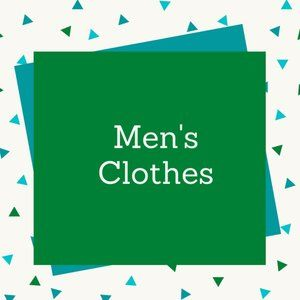 Other - Men's Clothes
